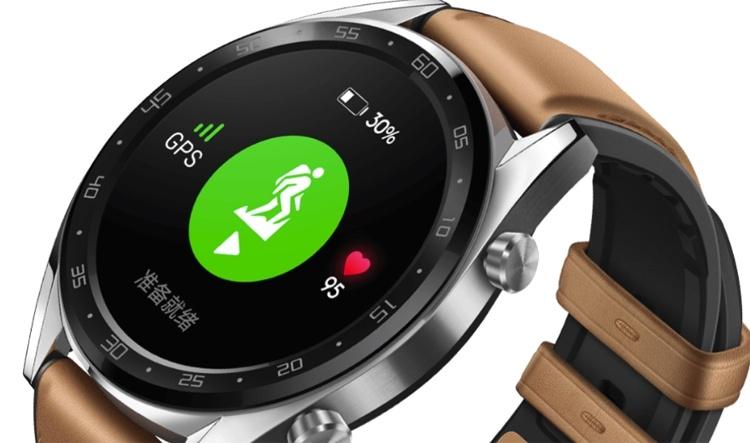 Смарт-часы Watch GT «засветились» на сайте Huawei