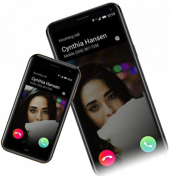 Palm вернулась к жизни с миниатюрным смартфоном-компаньоном на базе Android