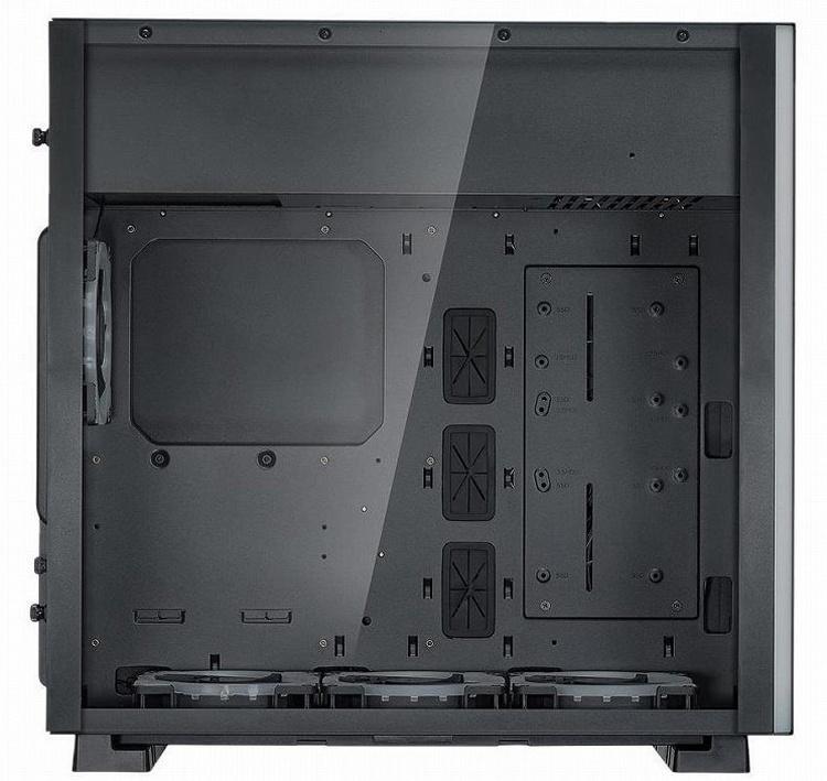 Rosewill Prism S500: компьютерный корпус с RGB-подсветкой