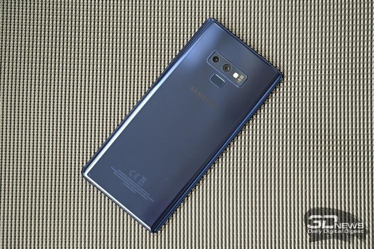 Фаблету Samsung Galaxy Note 10 приписывают наличие экрана размером 6,66″