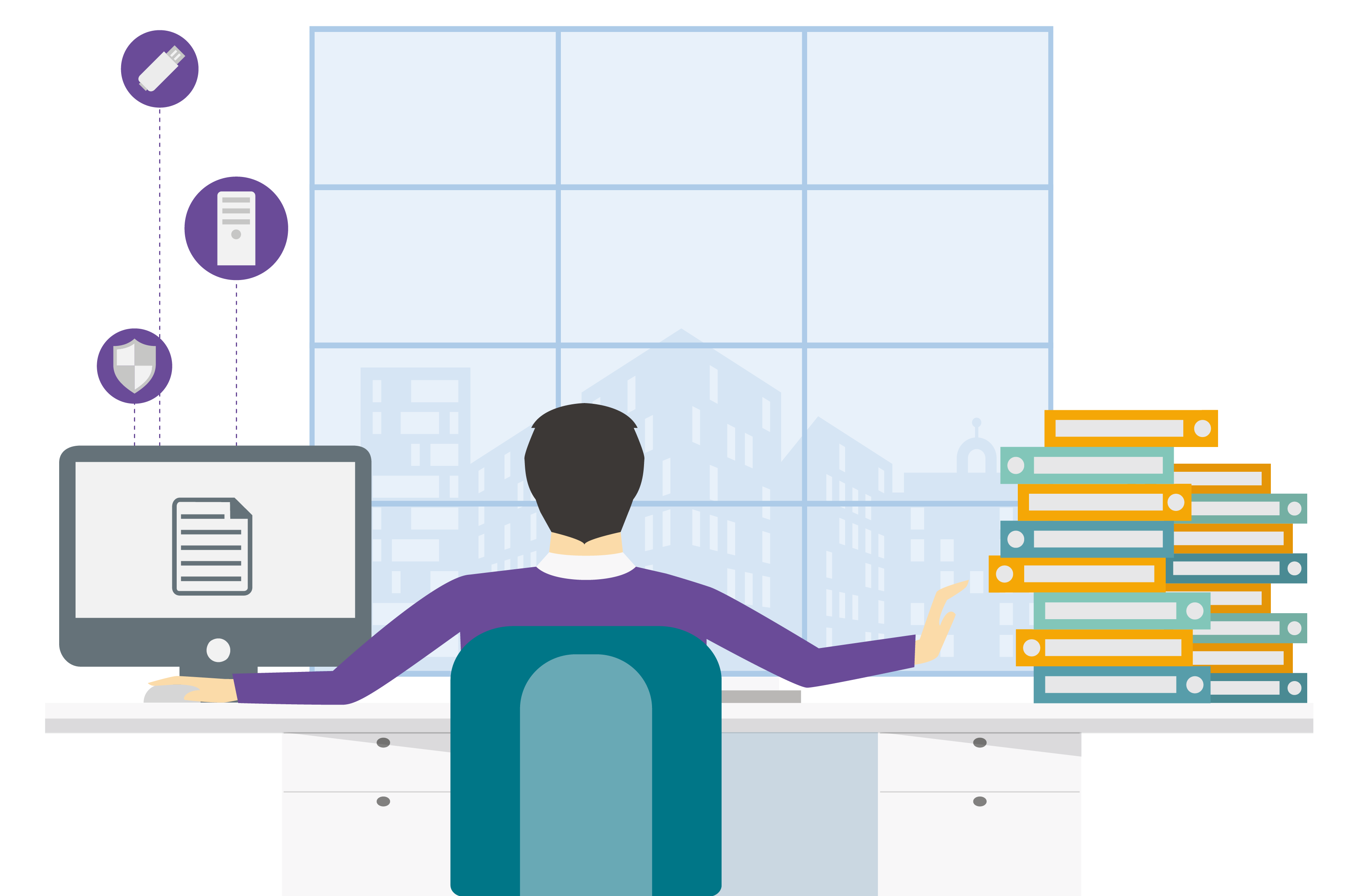 Как организовать долгосрочное архивное хранение электронных документов - 1