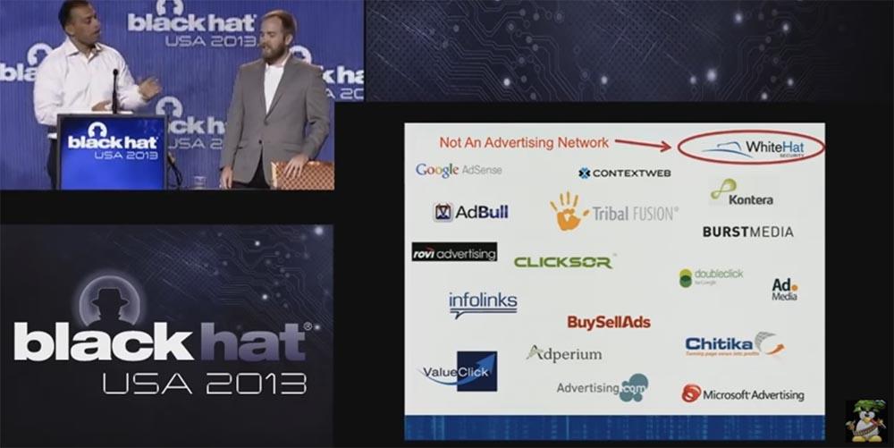 Конференция BLACK HAT USA. Ботнет из миллиона браузеров. Часть 1 - 15
