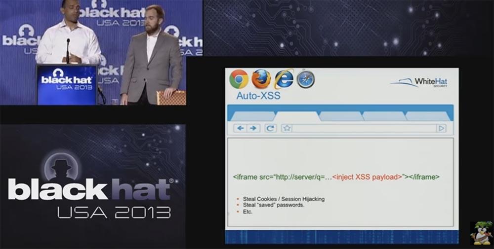 Конференция BLACK HAT USA. Ботнет из миллиона браузеров. Часть 1 - 8
