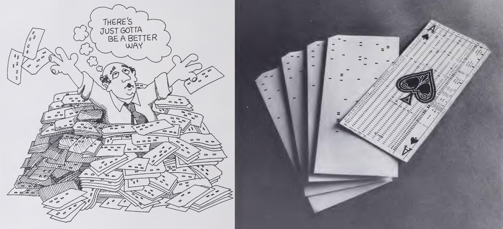Ликбез по работе с перфокартами (или история о том, как с 1890-го по 1970-й «большие данные» обрабатывались) - 1