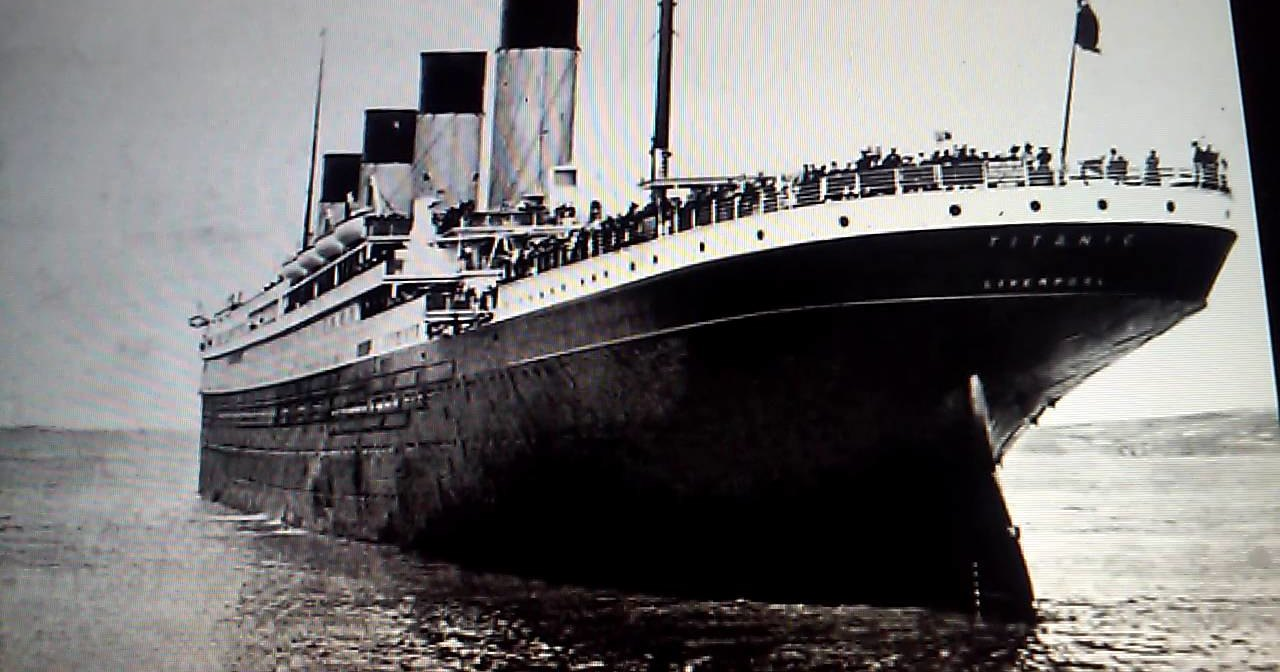 Пока «Титаник» плывет