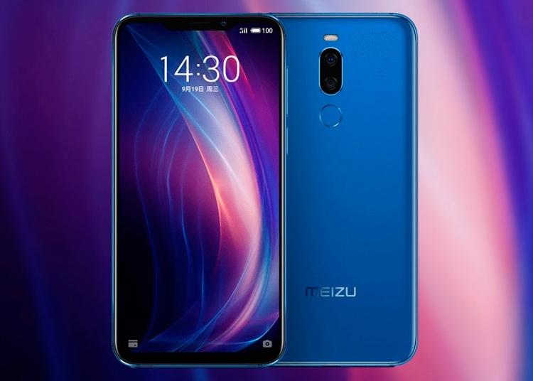 Meizu объявила виновного в задержке начала продаж смартфона X8