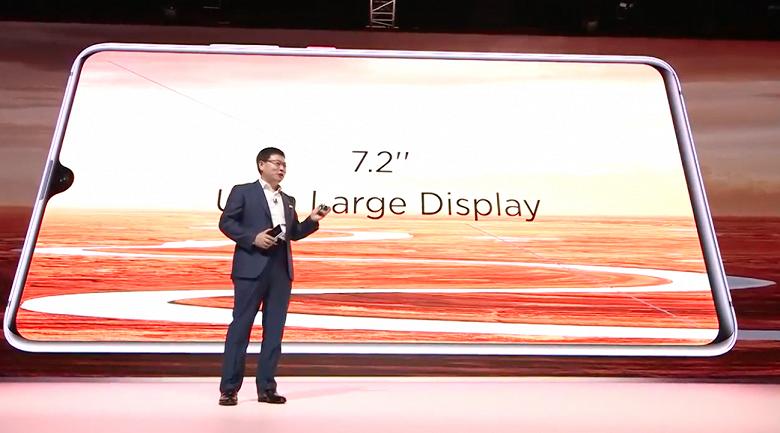 Огромный смартфон Huawei Mate 20X получил стилус