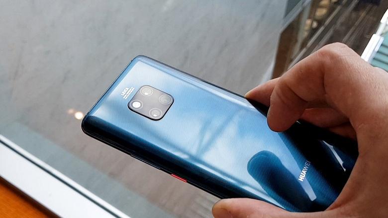 Представлены флагманские смартфоны Huawei Mate 20 и Mate 20 Pro