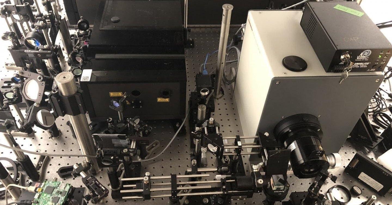 Самая быстрая камера: 10 трлн кадров в секунду