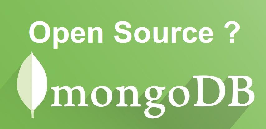 MongoDB меняет свою Open Source лицензию - 1