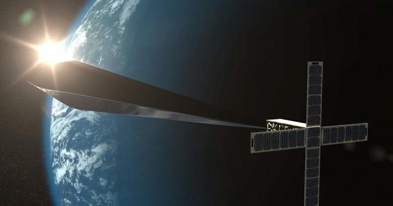 SpaceX выведет на орбиту Orbital Reflector — первый в истории человечества космический арт-объект