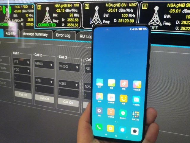 Xiaomi Mi Mix 3 станет первым смартфоном производителя с нестандартным экраном