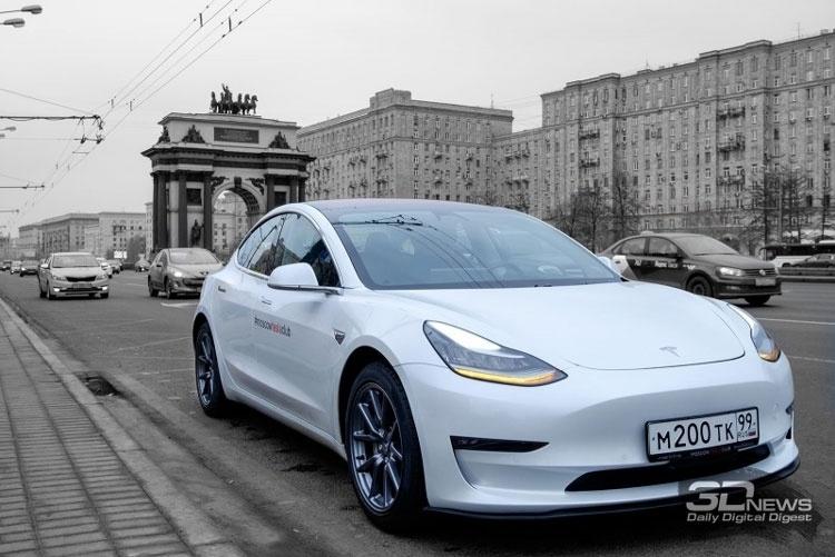 Через полгода в электромобилях Tesla появятся собственные ИИ-чипы