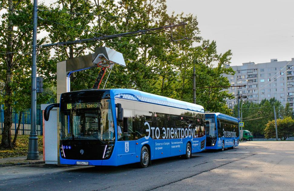 Это электробус: что мы знаем о транспорте с батарейкой - 13