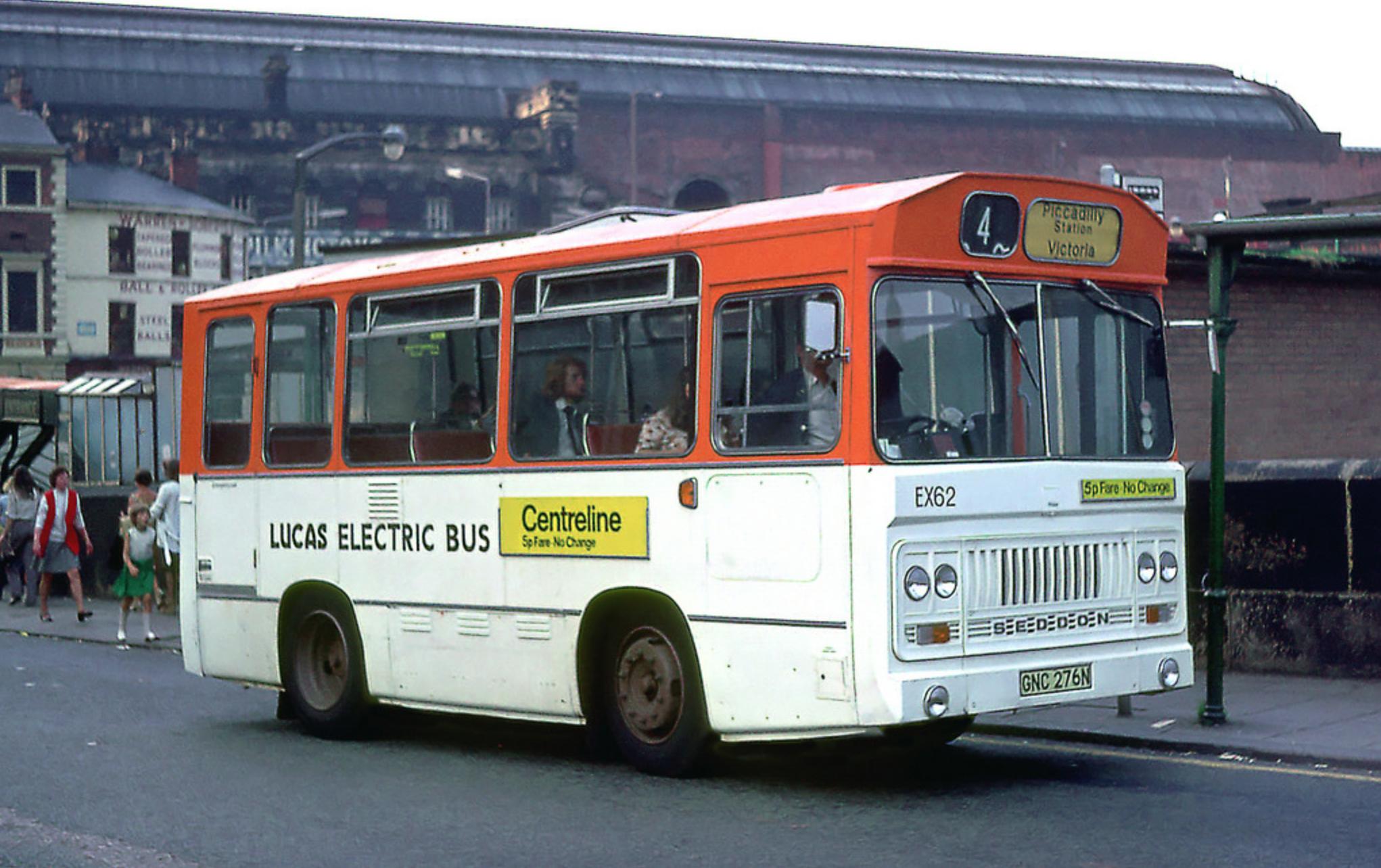 Это электробус: что мы знаем о транспорте с батарейкой - 5