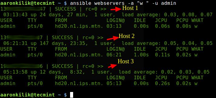 4 инструмента для одновременного выполнения команд на нескольких Linux-серверах - 5