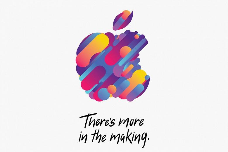 Cледующее крупное мероприятие Apple состоится 30 октября