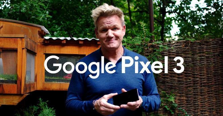 Google Pixel 3 и Pixel 3 XL поступают в продажу под аккомпанемент первого рекламного ролика