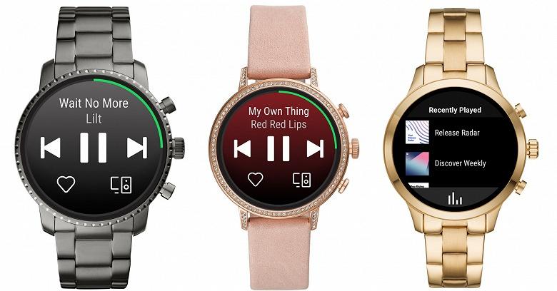 Spotify выходит в версии для операционной системы Wear OS by Google