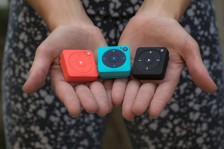 Мобильный проигрыватель Mighty Vibe позволяет слушать вещание Spotify без подзарядки более пяти часов