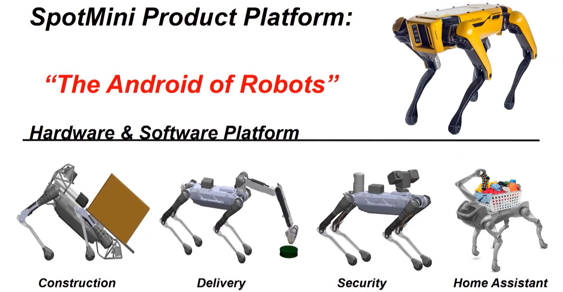 Паркур, танцы и работа на стройке от Boston Dynamics - 4
