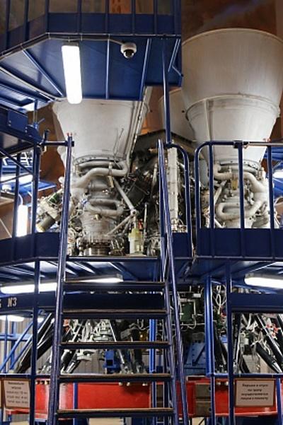 Создан эталонный макет двигателя для ракеты-носителя «Союз-5»