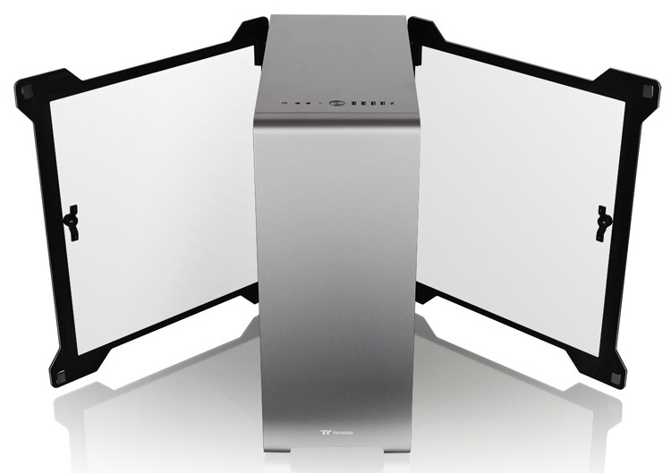 Thermaltake A500 Aluminum Tempered Glass Edition: корпус Mid Tower для игрового ПК