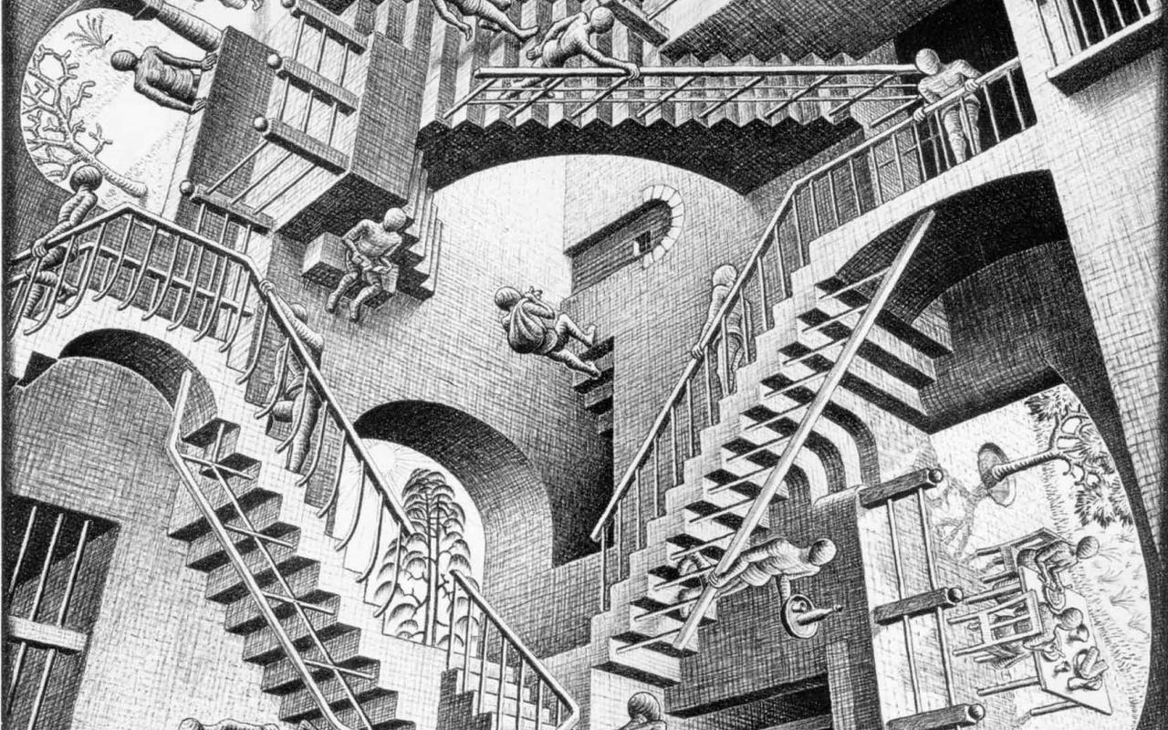 Иллюзия обмана: визуально-оптическая иллюзия на базе ретропрогнозирования - 1