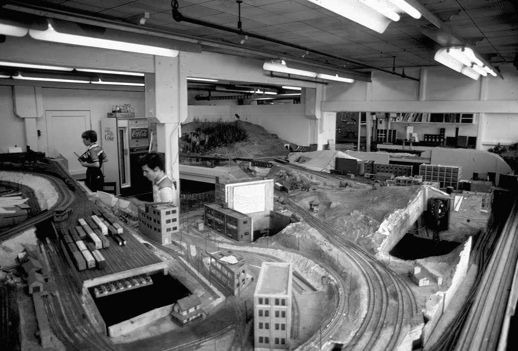 Tech Model Railroad или TMRC