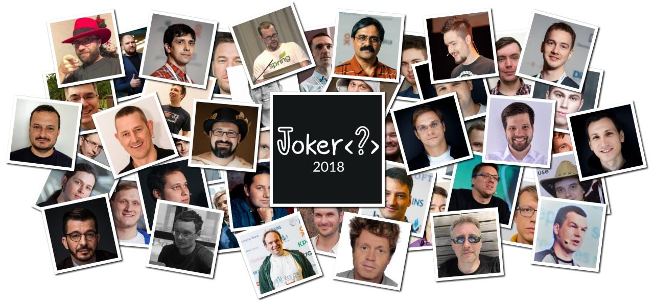 Joker 2018: невозможное возможно - 1