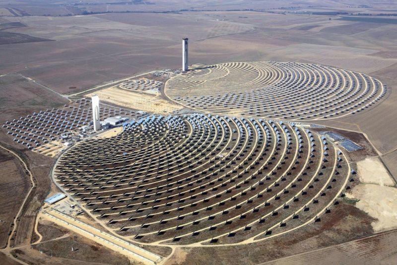 Новый материал поможет сделать тепловые солнечные энергостанции более эффективными - 2