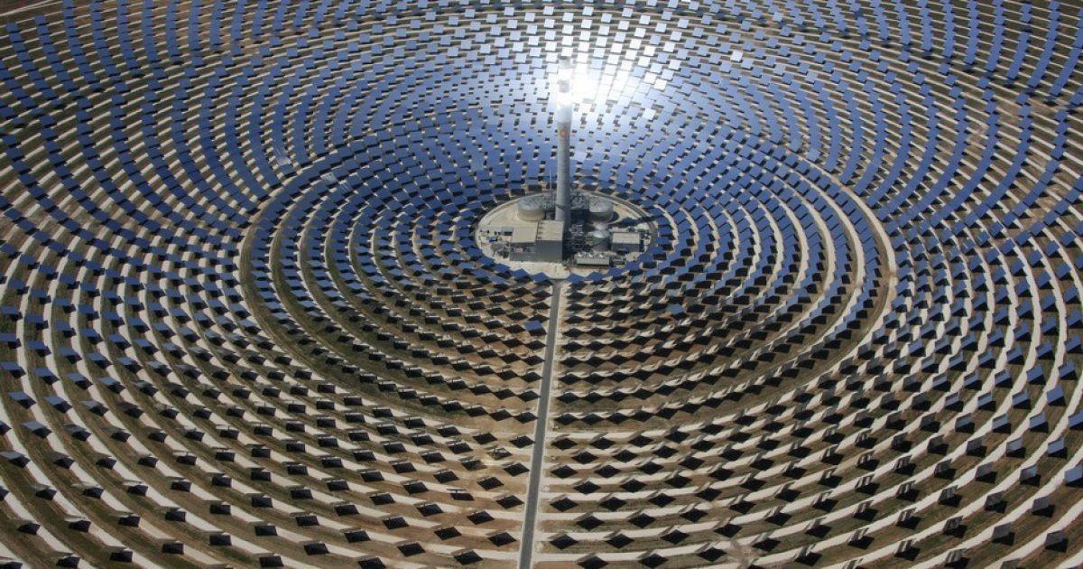 Новый материал поможет сделать тепловые солнечные энергостанции более эффективными - 1