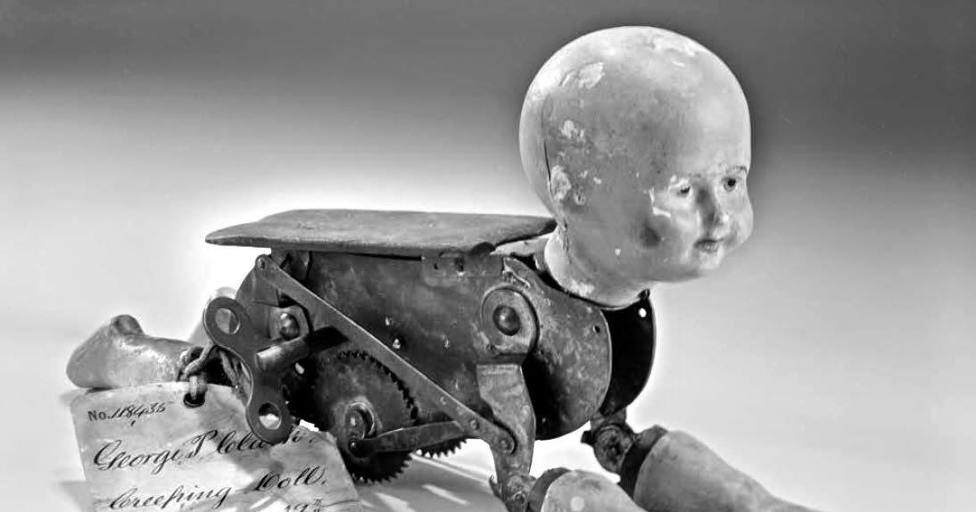 10 крайне неприятных и страшных роботов