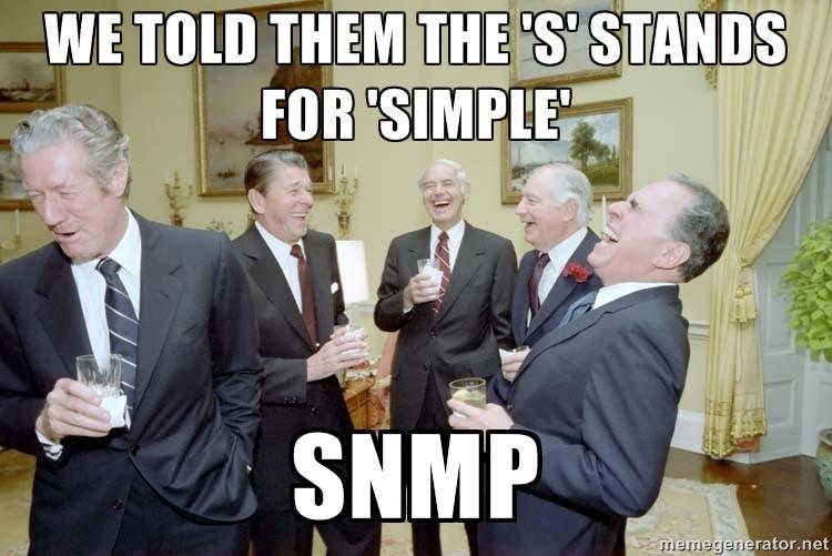 SNMP + Java – личный опыт. Пишем парсер MIB-файлов - 1