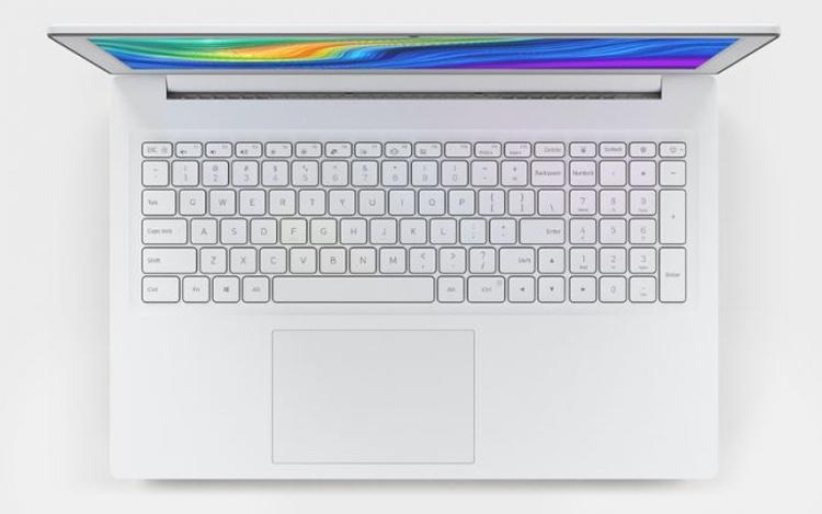 Белоснежный лэптоп Xiaomi Mi Notebook с экраном 15,6″ поступил в продажу
