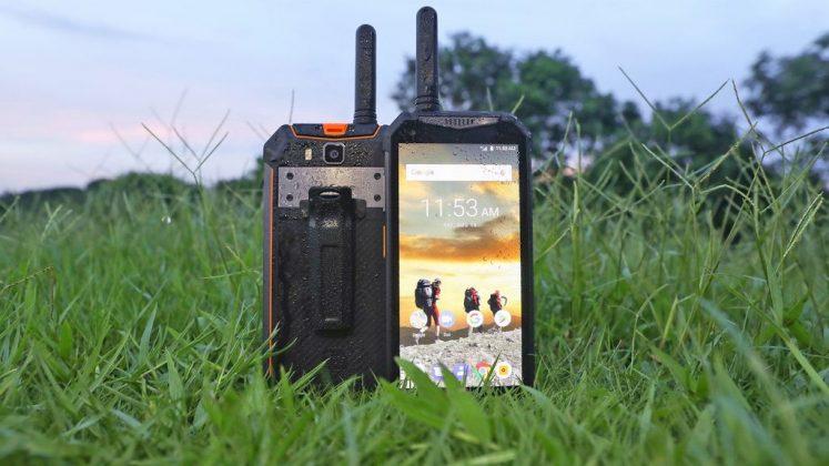 Неубиваемый смартфон Ulefone Armor 3 получил защиту IP69K, модуль NFC и аккумулятор на 10300 мА•ч с быстрой зарядкой