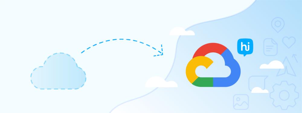 Переход на облачную платформу Google Cloud (Google Cloud Platform – GCP) - 1