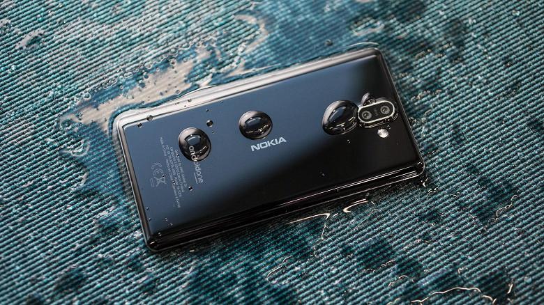 Смартфон Nokia 8 Sirocco дешевеет по всему миру в преддверии выхода Nokia 9
