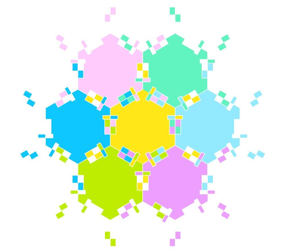 В распределении простых чисел обнаружена дифракционная картина, примерно как у квазикристаллов - 5