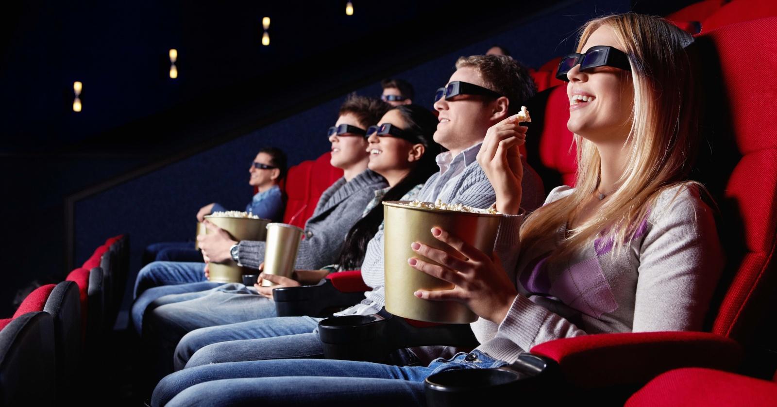 Возрастные рейтинги фильмов предложено устанавливать по газам зрителей
