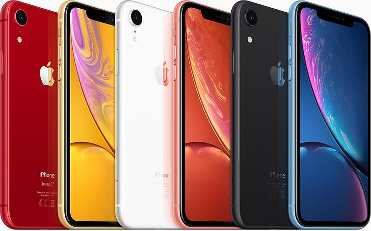 Apple рассказала о значении букв R и S в названиях новых iРhone и попыталась отстоять невысокое разрешение экрана iPhone XR