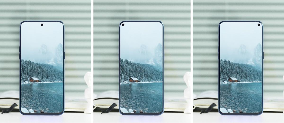 Samsung анонсировала дисплей нового поколения - 3