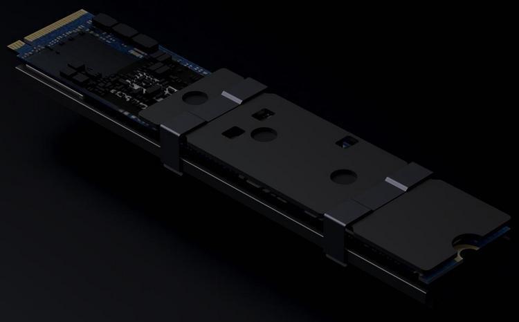 Продажи твердотельных накопителей Intel Optane 905P формата M.2 начнутся в ноябре