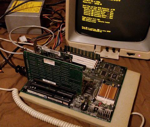 Считываем данные со старого жёсткого диска MiniScribe - 1