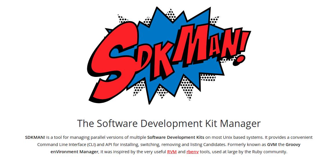 Тот самый менеджер различных SDK
