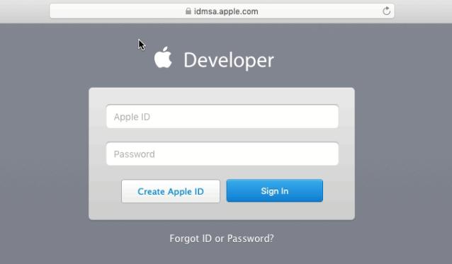 Распространение приложения под iOS внутри компании (Enterprise Distribute iOS App in-house) - 12