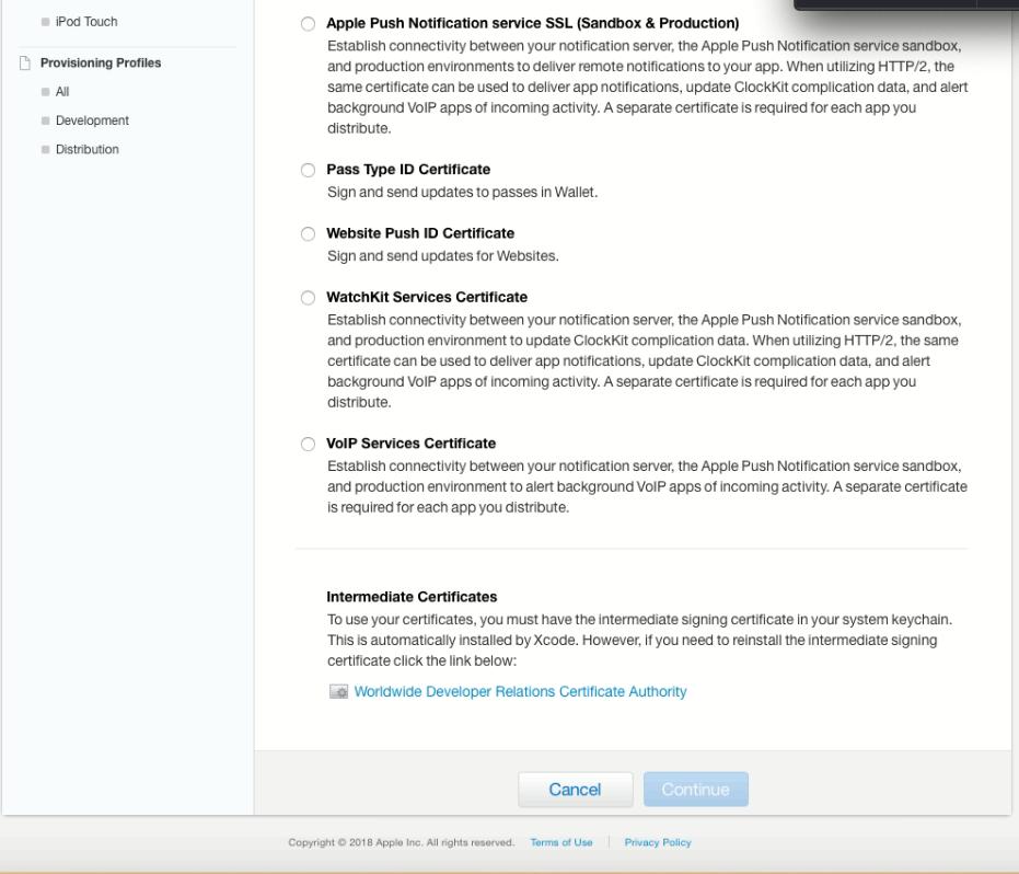 Распространение приложения под iOS внутри компании (Enterprise Distribute iOS App in-house) - 18