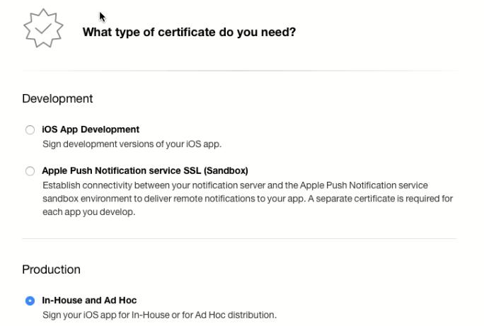 Распространение приложения под iOS внутри компании (Enterprise Distribute iOS App in-house) - 19