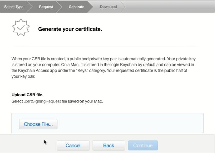Распространение приложения под iOS внутри компании (Enterprise Distribute iOS App in-house) - 21