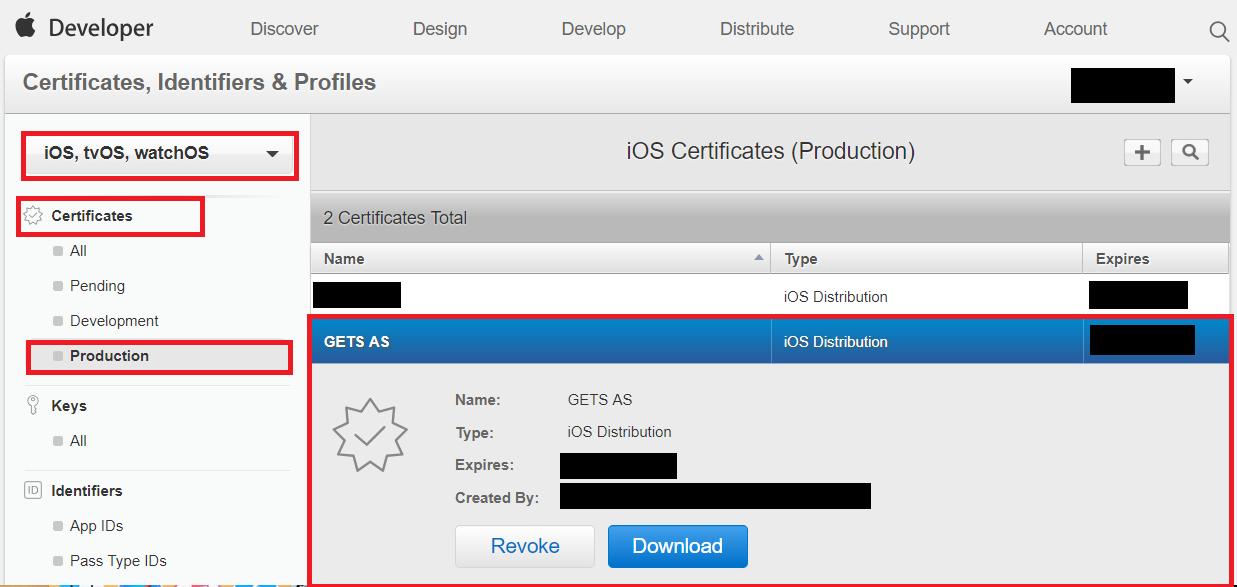 Распространение приложения под iOS внутри компании (Enterprise Distribute iOS App in-house) - 24